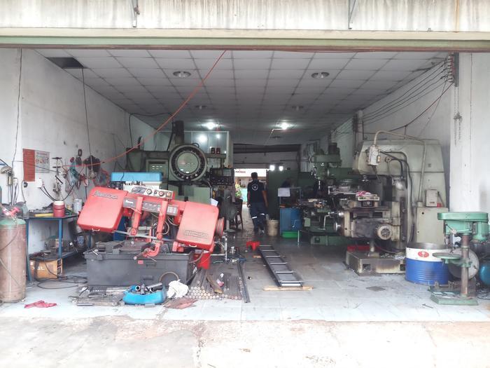 Xưởng gia công cơ khí tại Biên Hòa, Đồng Nai