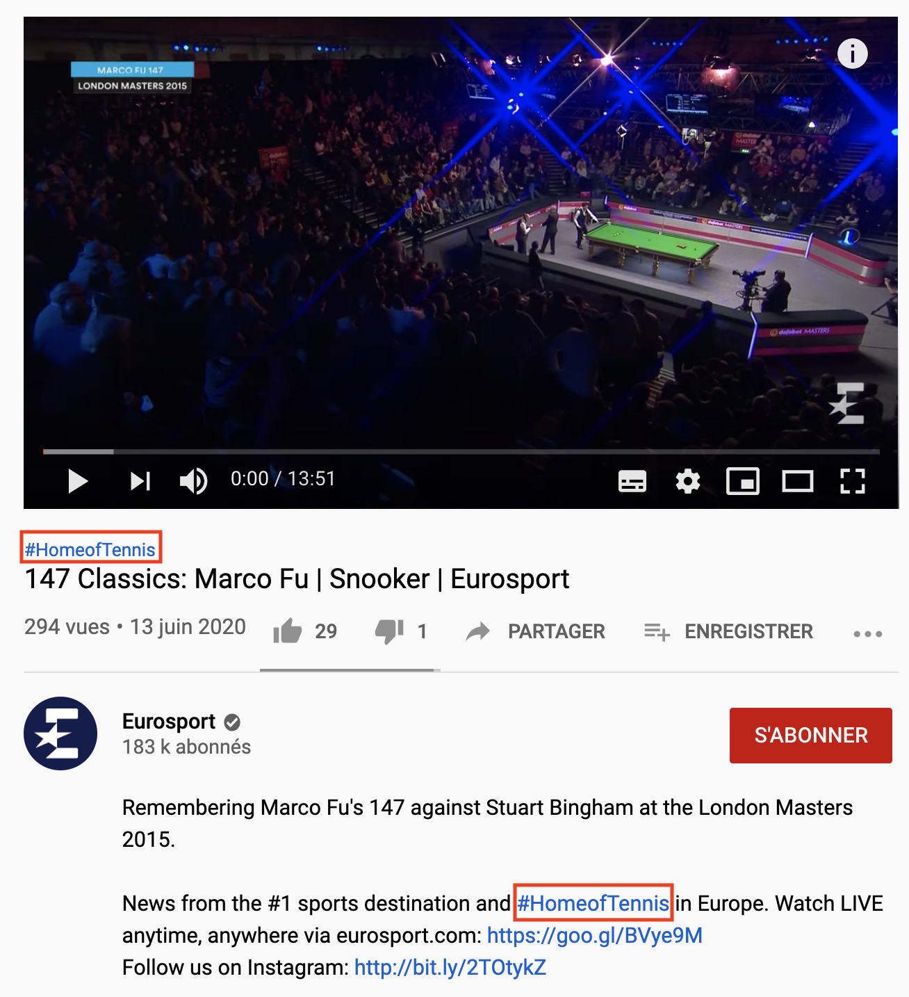 youtube organic search optimization