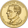Woodrow Wilson dollar