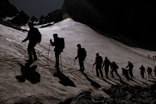 Wejście na szczyt podstawowe przykazania