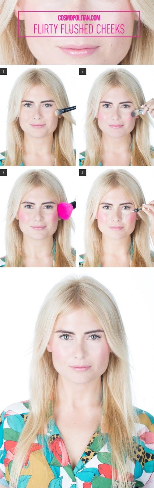 How to Do Fresh Makeup for Graduation | Graduation Makeup Tutorials by http://www.makeuptutorials.com/makeup-tutorials-graduation-beauty-ideas