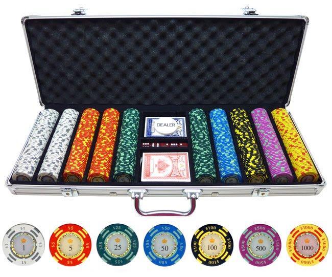 Có 3 loại thẻ poker dược sử dụng phổ biến hiện nay