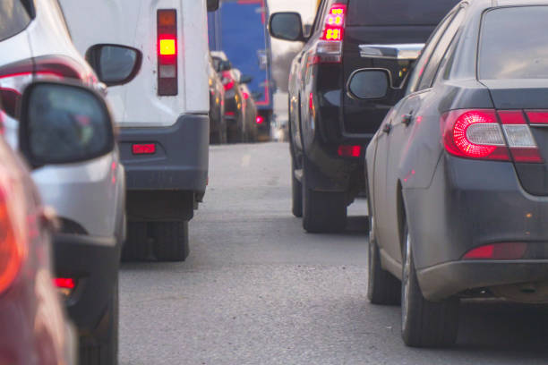 avoid traffic jams