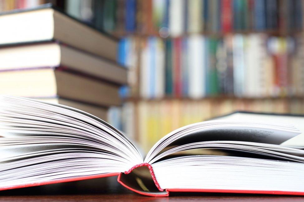 The Amagansett Free Library in New York said a copy of Great Heart: The Life Story of Theodore Roosevelt, by Daniel Henderson, was returned this month after last being checked out in 1949. File photo by Valkr/Shutterstock
