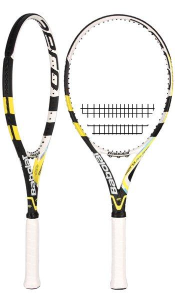 Racket for tennis of Babolat AeroPro Drive GT buy in Kharkov
