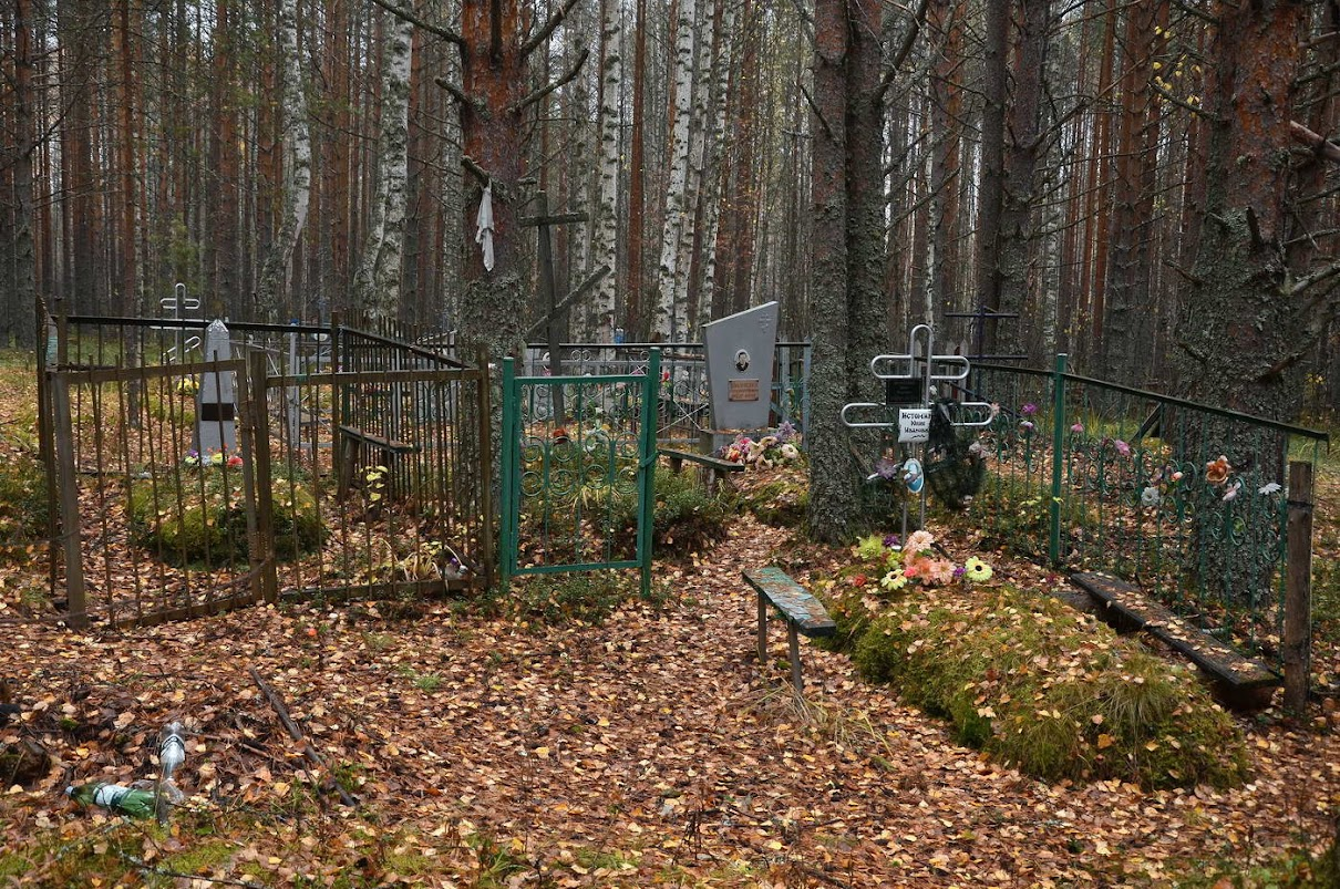 фосфоритное кладбище