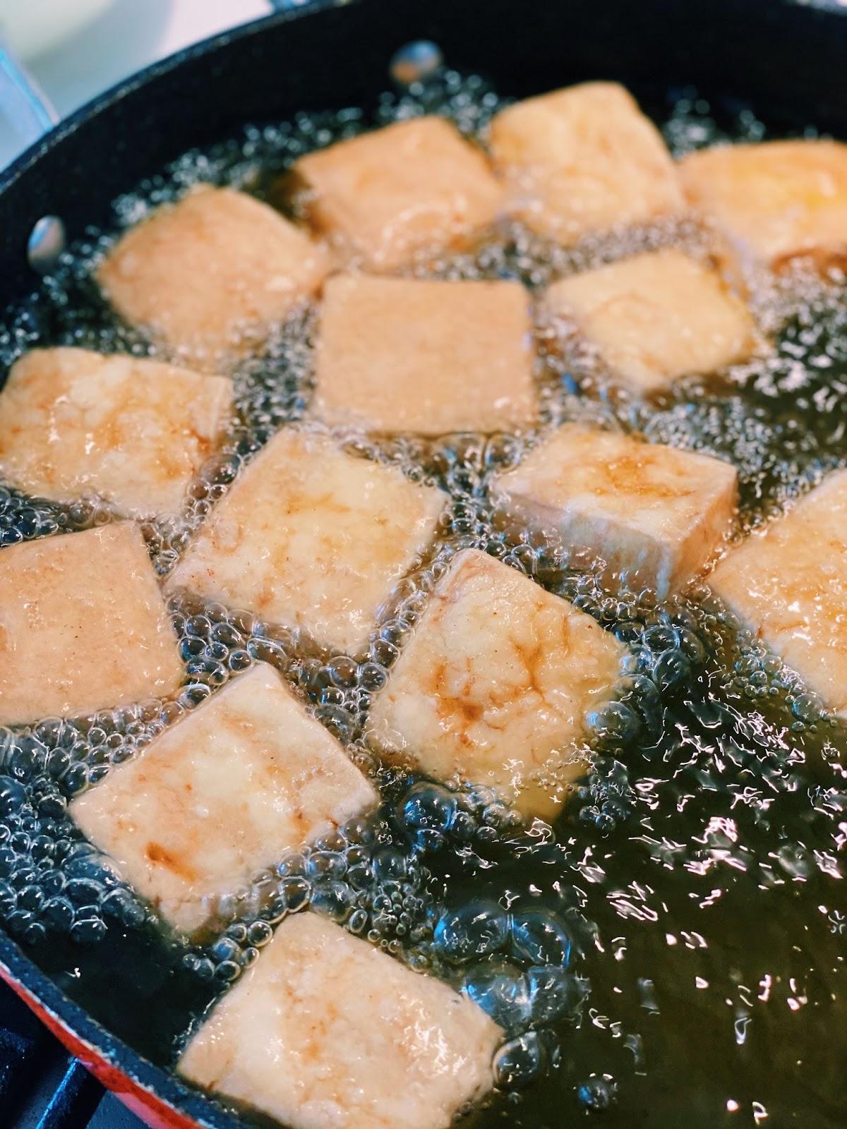 The perfect way to make tofu
