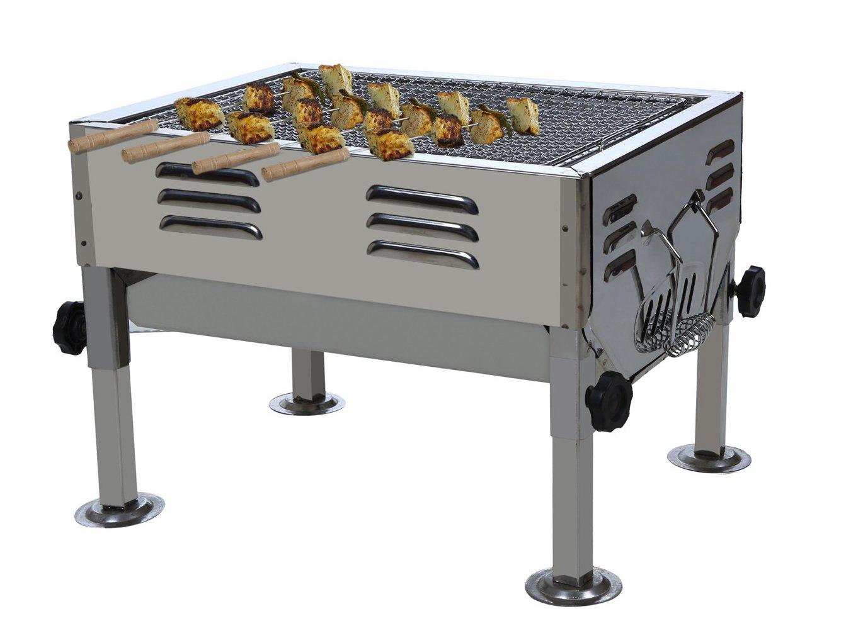 Fabrilla Portable Charcoal Barbeque Grill