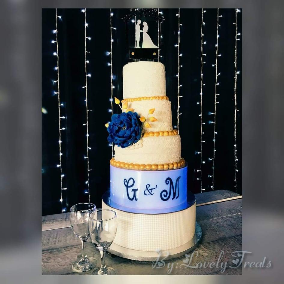 Davao City Wedding Cakes