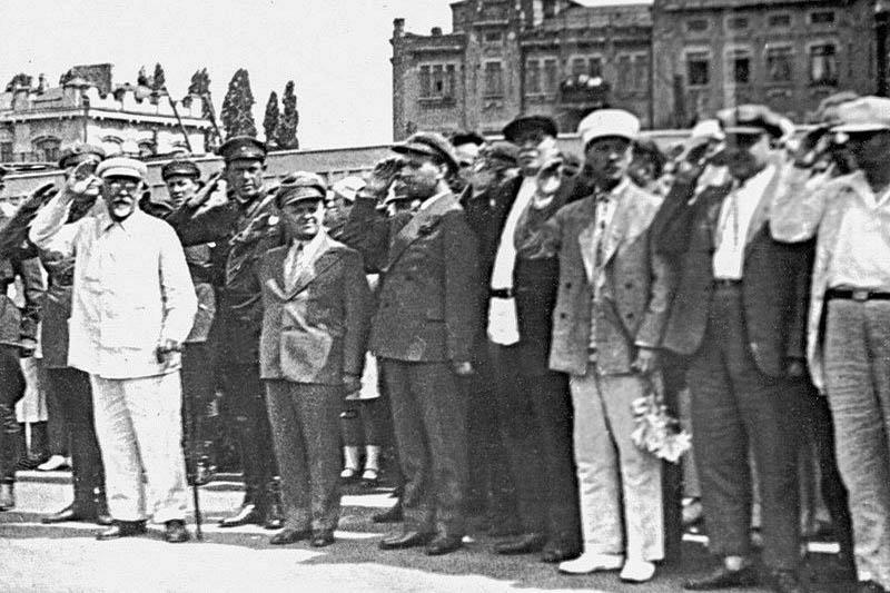 Харків перша столиця – Київ стає столицею — Київ 1934 рік — Київ столиця УРСР