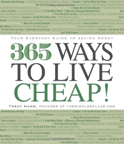 365 Ways to Live Cheap - Best Budgeting Books