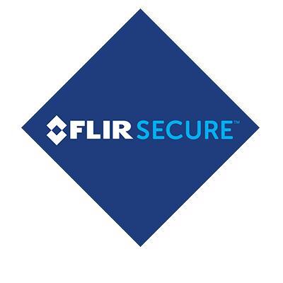 FLIR Secure App logo