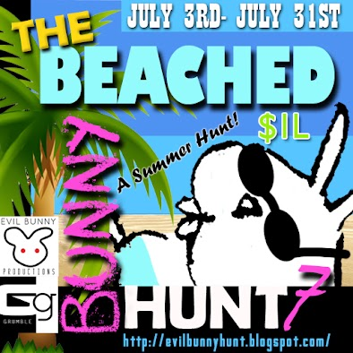 The Beached Bunny Hunt