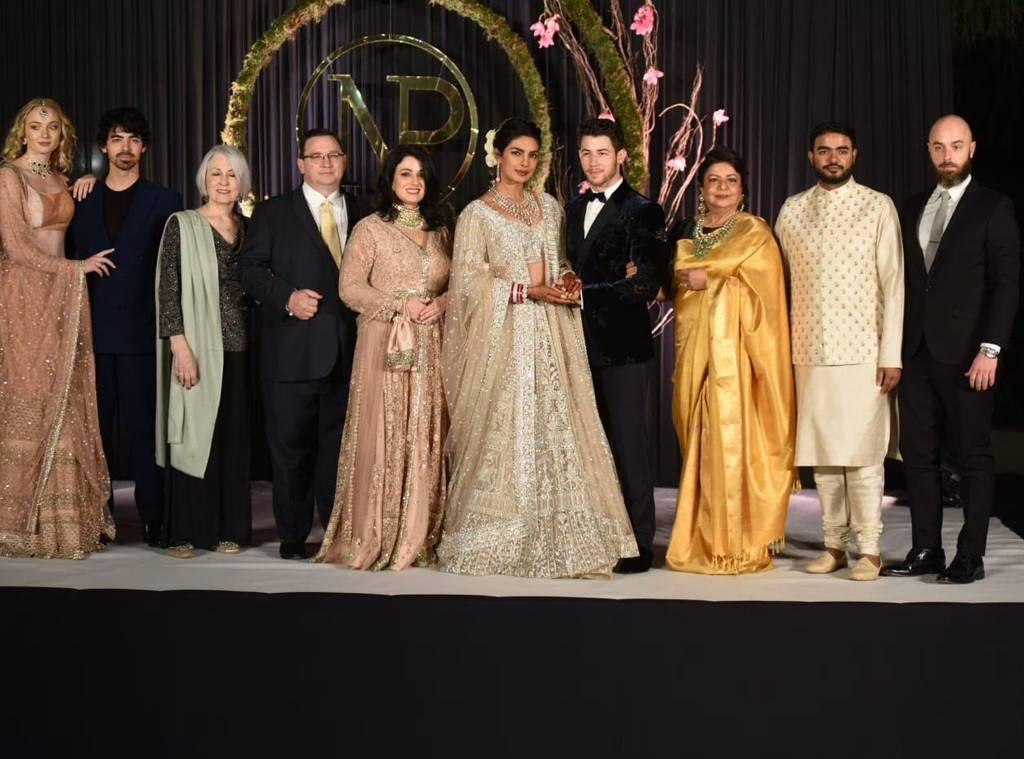 Image result for Priyanka wedding family picture