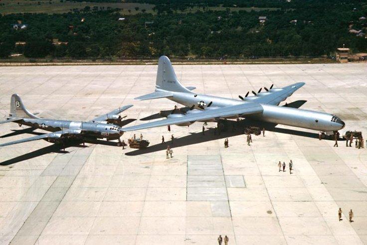 B36 Bus Time >> Convair B 36j Peacekeeper Usa War Thunder Official Forum