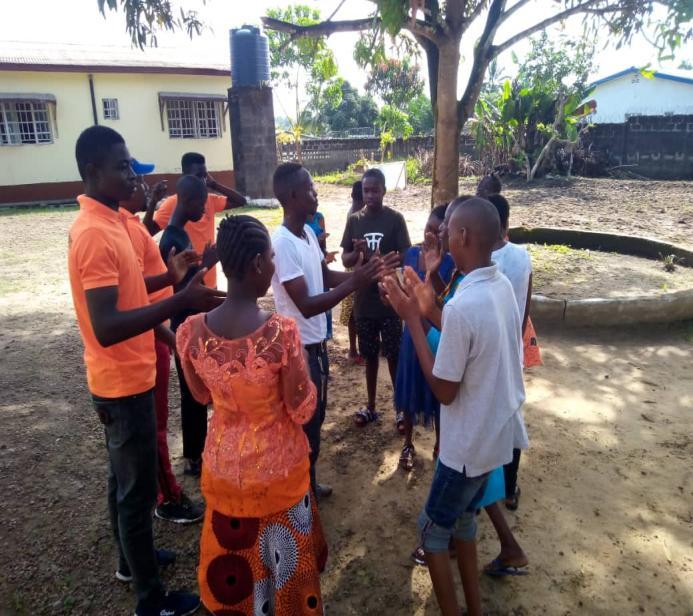 BO YOUTH CLUB - OUTDOOR PLAY