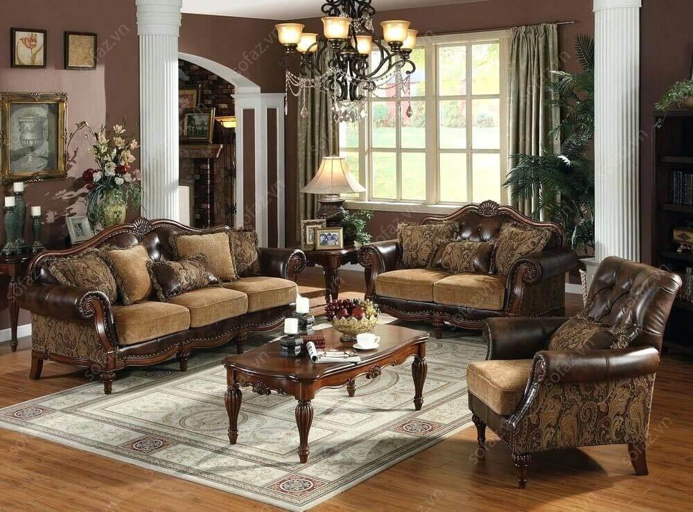 5 cảm hứng nội thất phong cách cổ điển