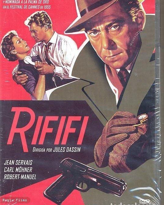 Rififi (1955, Jules Dassin)