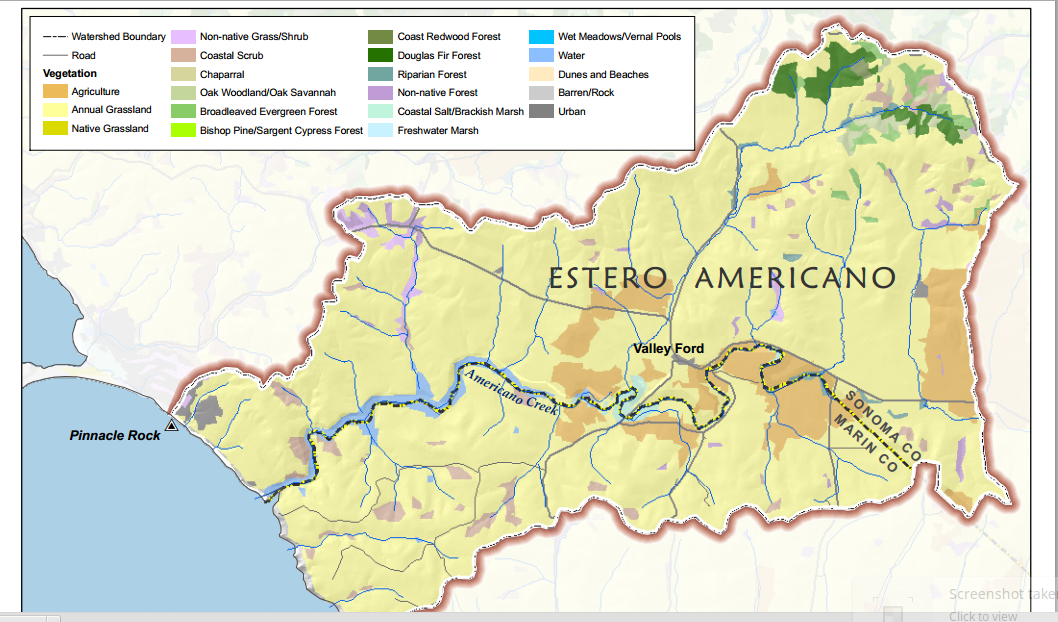 , Watershed – Estero Americano, Rivers For Change