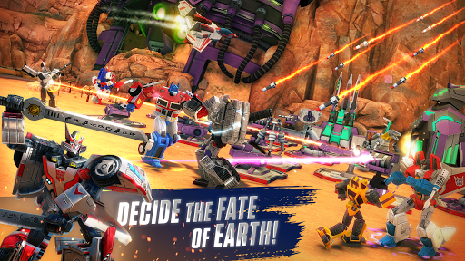 TRANSFORMERS: Earth Wars- screenshot thumbnail