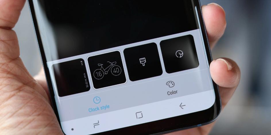 App ClockFace, da Samsung, adiciona novos relógios para o