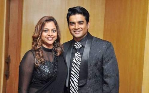 R. Madhavan and Sarita Birje