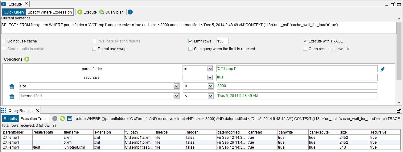 Denodo FileSystem CustomWrapper - User Manual