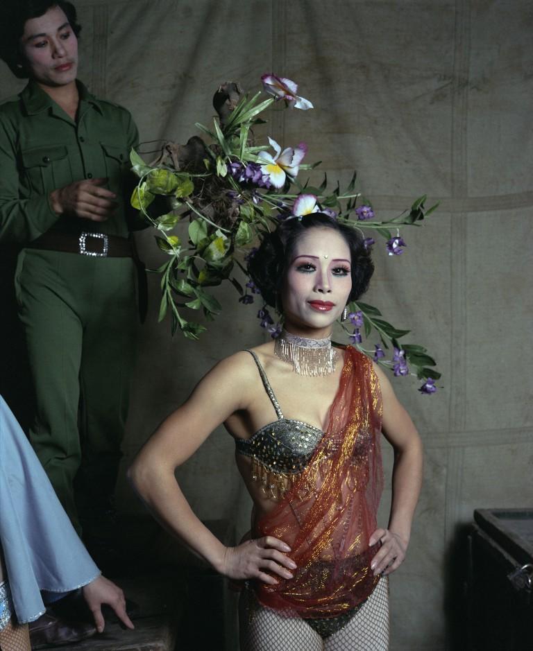 Circus Performer, 1988