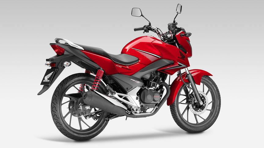 Honda 125 CBT Licence