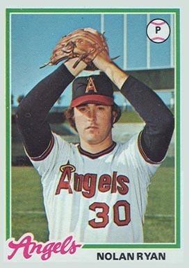 Angels Pitcher Nolan Ryan