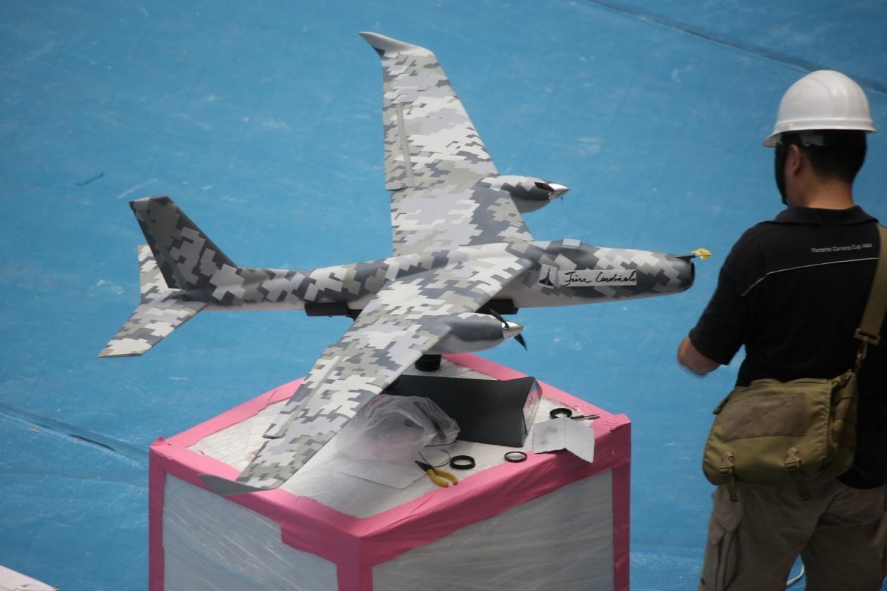 Kamikaze drone - Fire Cardinal Taiwan