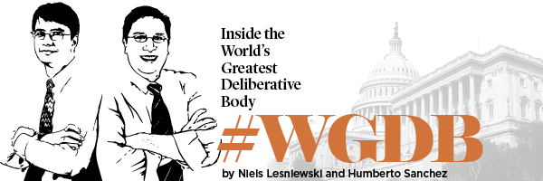 The World's Greatest Deliberative Body