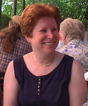 Photo of Dr, Adele Goldberg