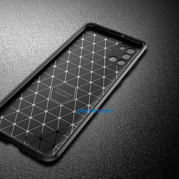 Thiết kế mới với ốp lưng Flim Carbon sang chảnh Samsung Galaxy A31 - 3