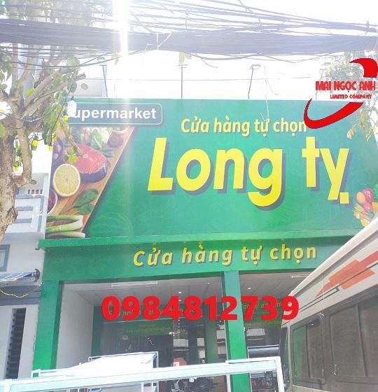 Cửa hàng tự chọn Long Tỵ