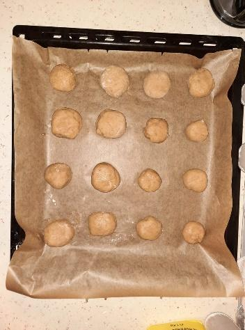 A picture containing indoor, oven, tray, cooking  Description automatically generated