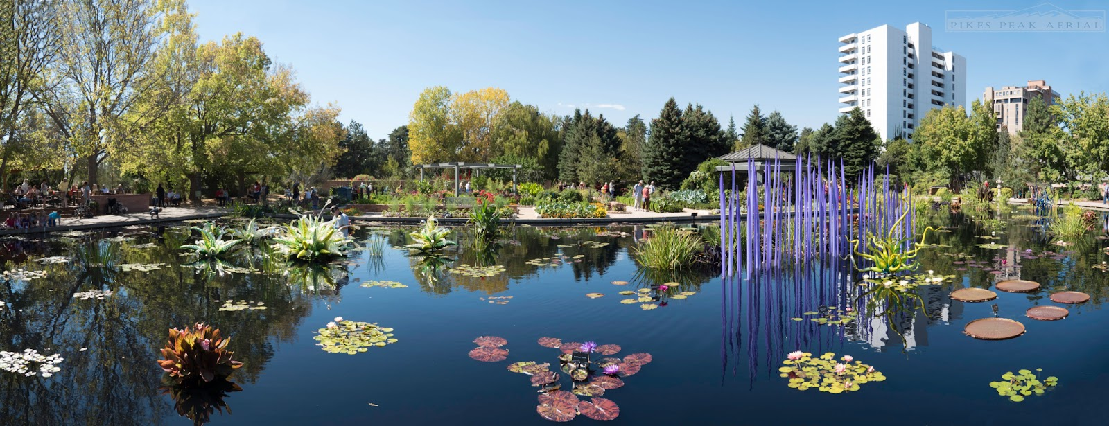 Date ideas in colorado her campus for Botanic gardens denver free days