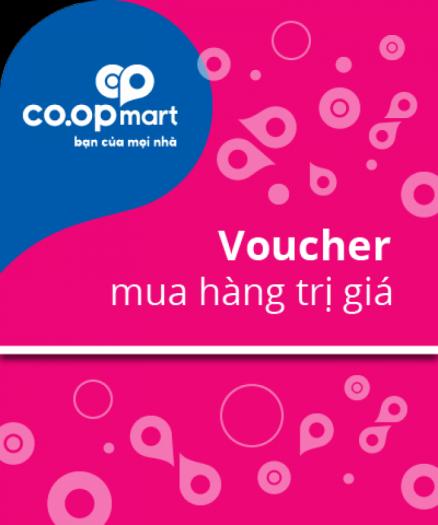Coopmart cung cấp mã giảm giá có giá trị