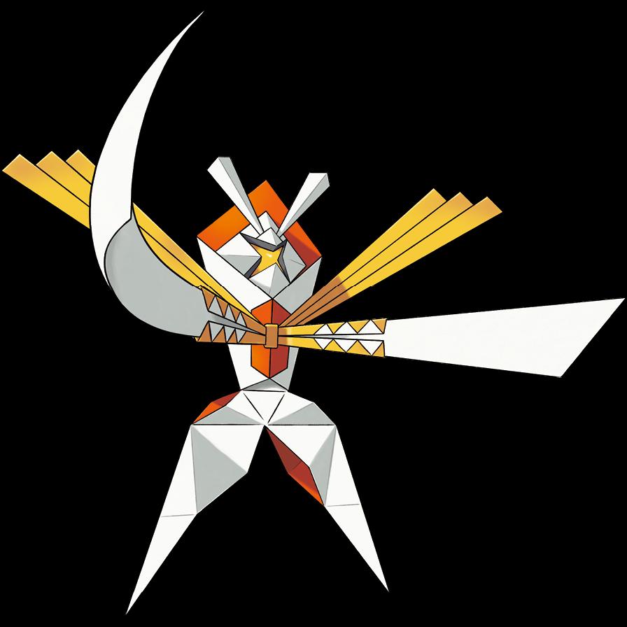 Best Grass Type Pokemon kartana