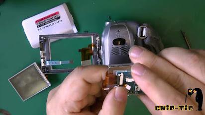 AV cable para Sony DCR-HC40E DCR-HC42E DCR-HC44E