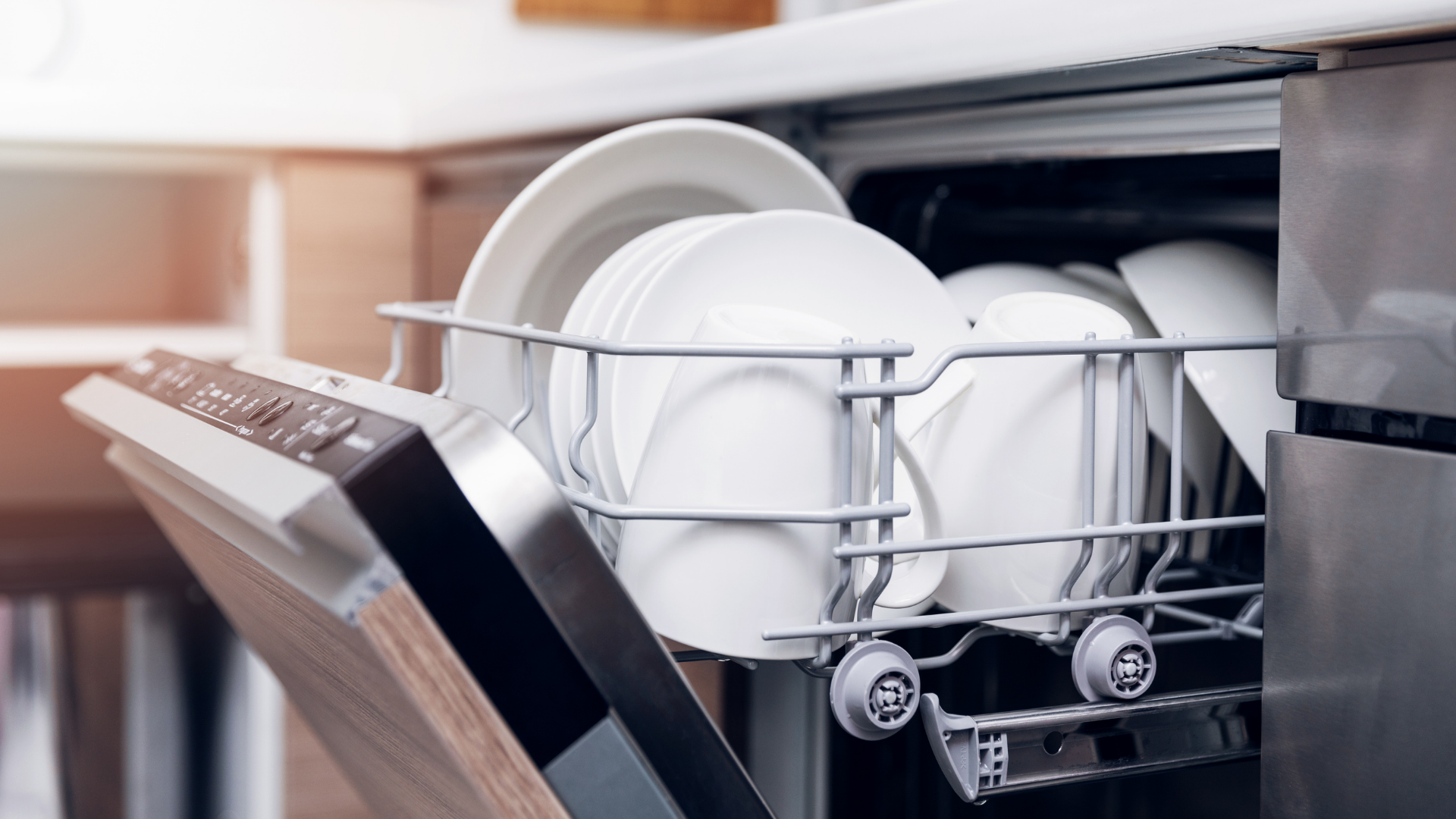 How to clean your office dishwasher