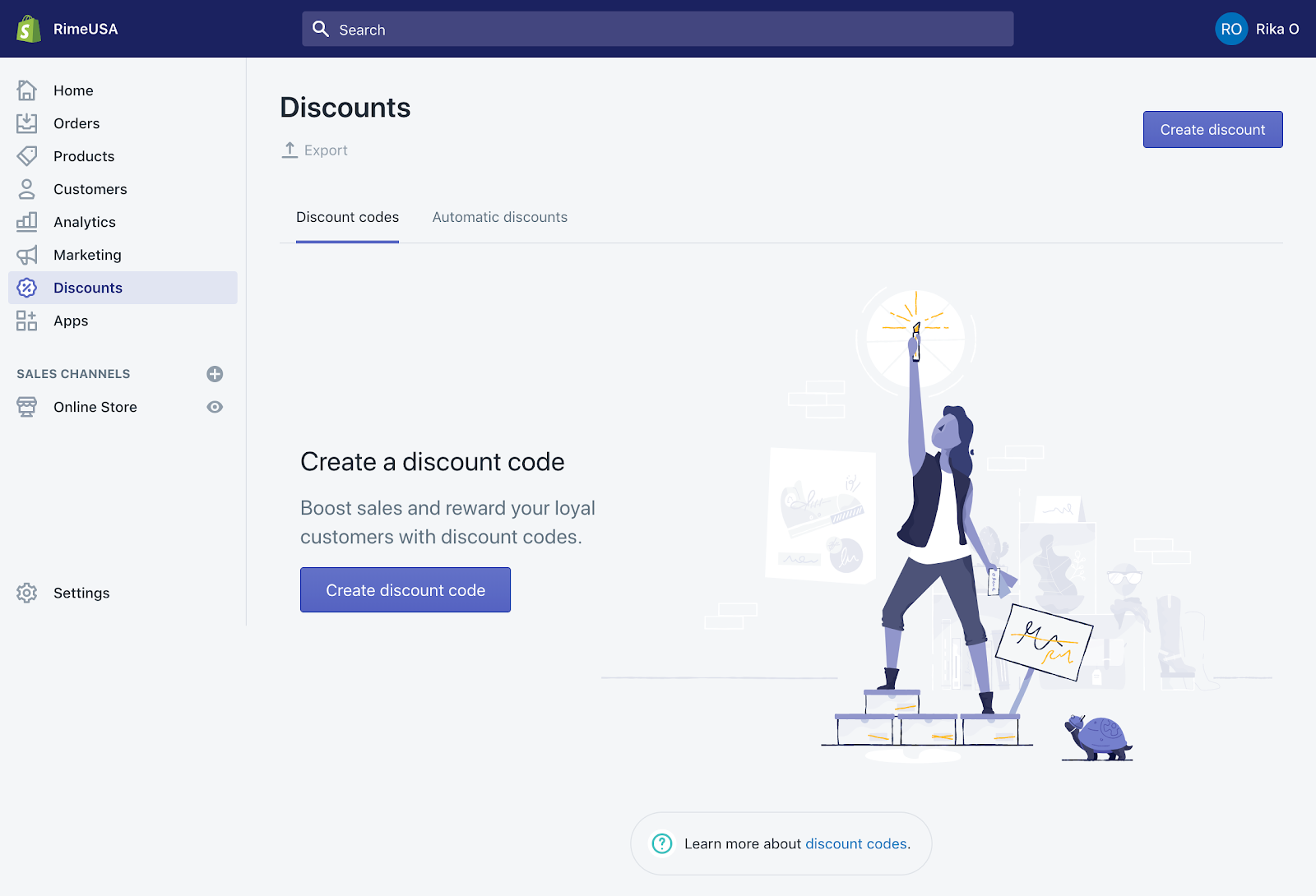 How to Create Discounts in Shopify
