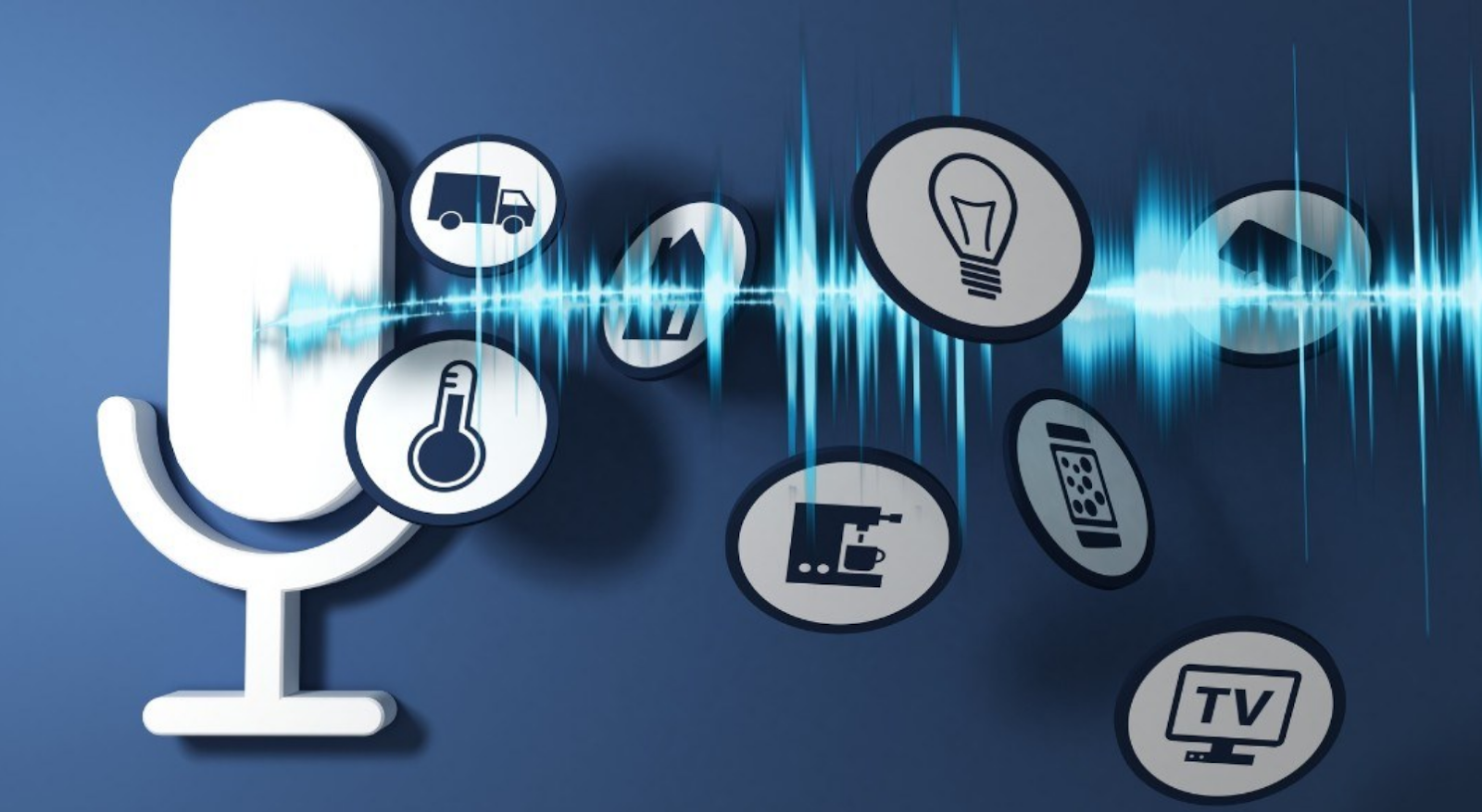 Voice search for online shopping market