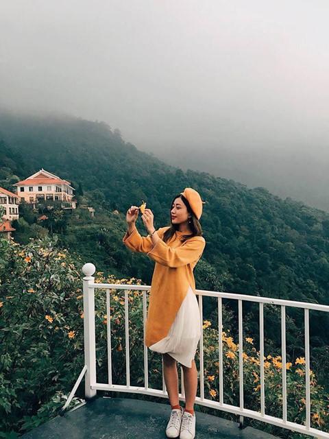 Den Tam Dao, dung bo qua nhung homestay co view 'song ao' cuc chat hinh anh 8