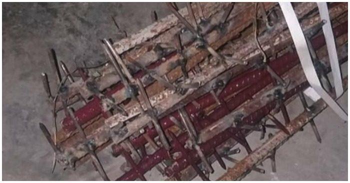 Lính Trung Quốc dùng 'gậy sắt hàn đinh' tấn công binh sĩ Ấn Độ tay không vũ khí