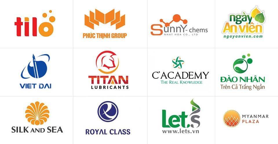 Thiết kế logo giúp liên tưởng được đến sản phẩm