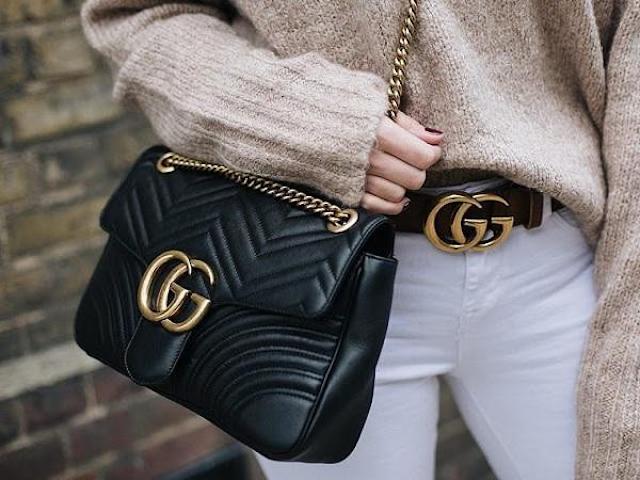 Bạn có thể check code túi Gucci để phân biệt túi thật giả
