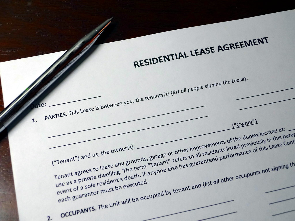 ending a lease