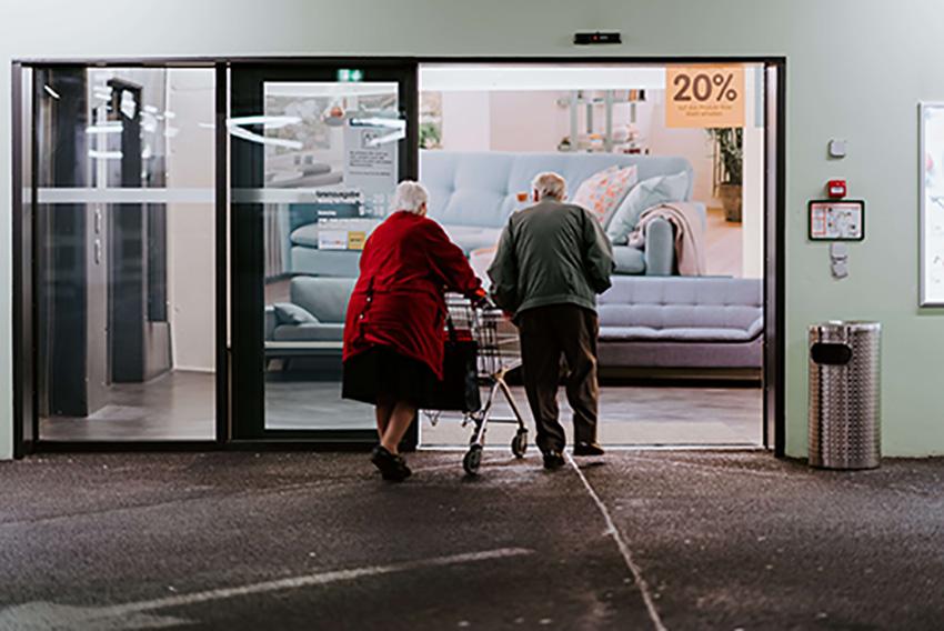 Transportation for seniors' needs