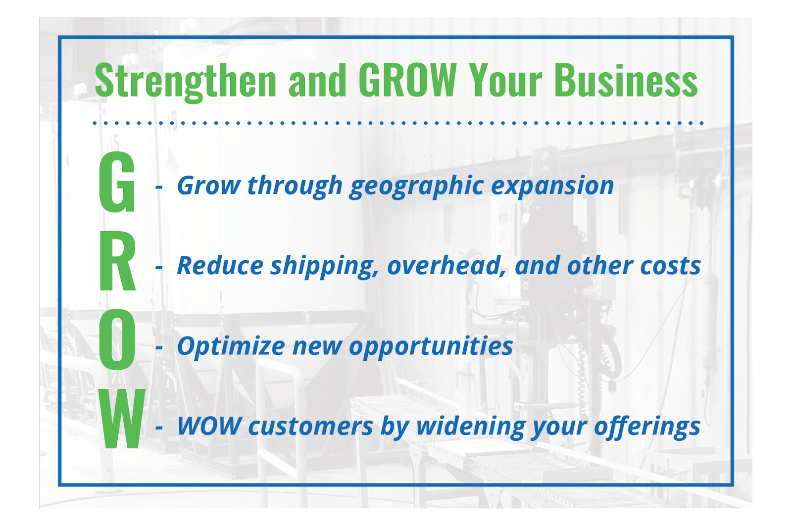 Growing your chemical business